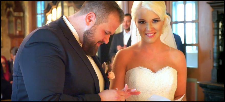 Hochzeitsvideograf griechische russische deutsch-russische  polnische kroatische Hochzeit feiern