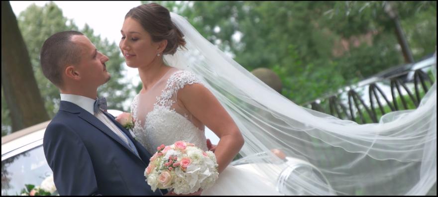 Hochzeitsvideograf Hochzeitsfilm Hochzeit feiern Standesamt Herford Spenge Bünde Vlotho Hiddenhausen Enger Oeynhausen Osnabrück