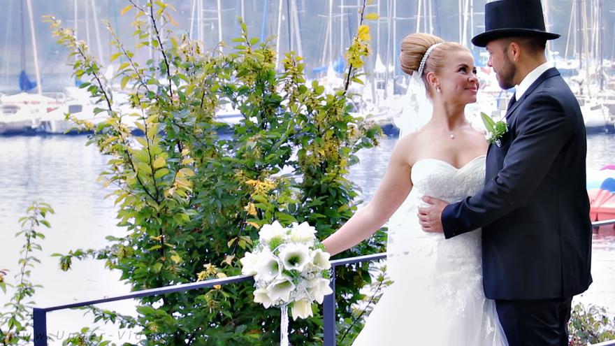 Hochzeitsvideograf Hochzeitsfilm Kameramann Hochzeit feiern Standesamt Sauerland Menden Sundern Marsberg