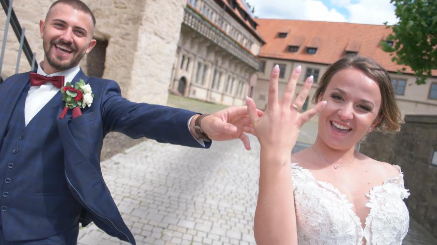 Hochzeitsvideograf Kameramann Hochzeit  Iserlohn Hagen Schwerte Menden Arnsberg Lüdenscheid  Hemer