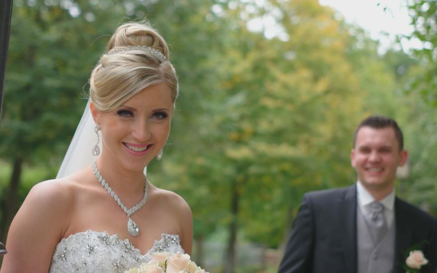Videograf  Kameramann Hochzeitsvideo für polnische Hochzeitsfeier